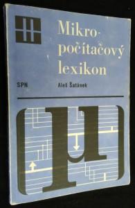 náhled knihy - Mikropočítačový lexikon
