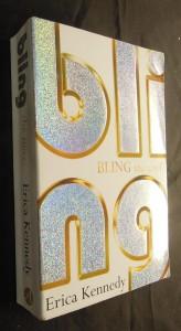 náhled knihy - Bling the novel