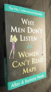 náhled knihy - Why Men Don't Listen and Women Can't Read Maps