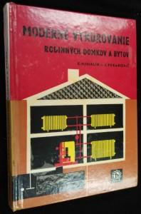 náhled knihy - Moderné vyrukovanie rodinných domkov a bytov