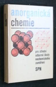 náhled knihy - Anorganická chemie pro střední odborné školy nechemického zaměření