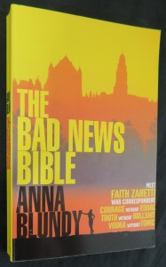náhled knihy - The Bad News Bible