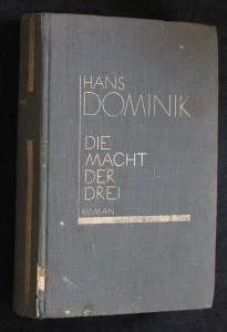 náhled knihy - Die Macht der Drei