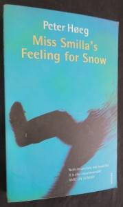 náhled knihy - Miss Smilla´s Feeling for Snow