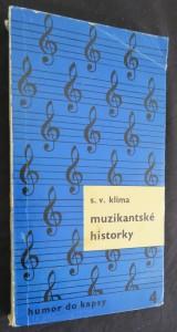 náhled knihy - Muzikantské historky : Veselé příběhy ze života hudebníků čtyř století