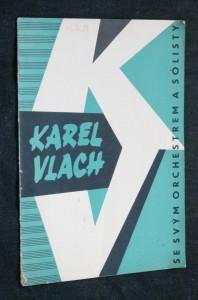 náhled knihy - Karel Vlach se svým orchestrem a sólisty