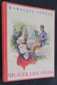 náhled knihy - Miláček lidu svého