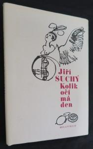náhled knihy - Kolik očí má den : knížka básní