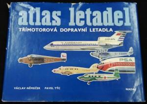 náhled knihy - Třímotorová dopravní letadla