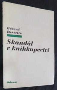 náhled knihy - Skandál v knihkupectví
