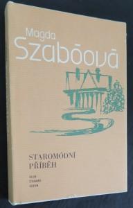 náhled knihy - Staromódní příběh (klub čtenářů - svazek 478)