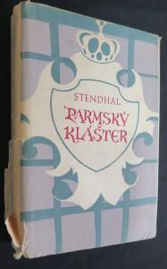 náhled knihy - Parmský klášter