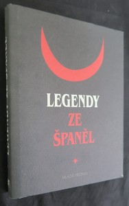 náhled knihy - Legendy ze Španěl