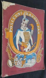 náhled knihy - Poslední hradní pán