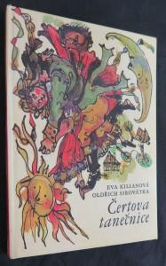náhled knihy - Čertova tanečnice : Pověsti ze západní Moravy