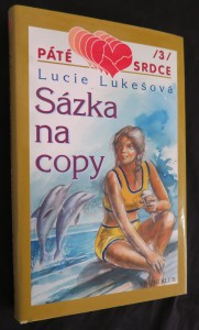 náhled knihy - Sázka na copy
