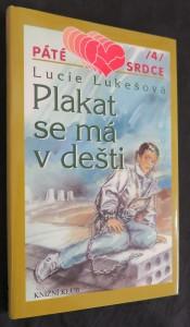 náhled knihy - Plakat se má v dešti