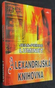 náhled knihy - Alexandrijská knihovna