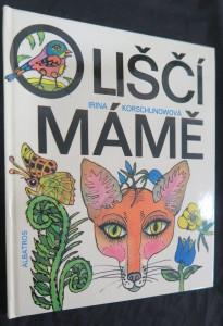 náhled knihy - O liščí mámě