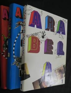 náhled knihy - Arabela. Díl 1, 2, 3