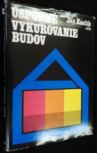 náhled knihy - Úsporné vyrukovanie budov