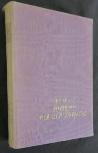 náhled knihy - Harémy, kouzla zbavené