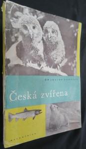 náhled knihy - Česká zvířena (včetně věnování a autogramu autora)