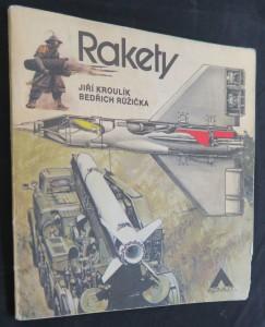 náhled knihy - Rakety
