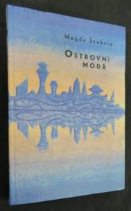 náhled knihy - Ostrovní modř
