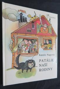 náhled knihy - Patálie naší rodiny