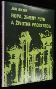 náhled knihy - Ropa, zemný plyn a životné prostredie