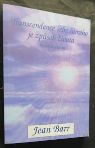 náhled knihy - Transcendence seba samého je způsob života : kosmické vědomí