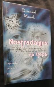 náhled knihy - Nostradamus na stopě