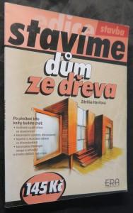 náhled knihy - Dům ze dřeva