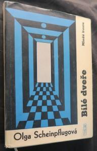 náhled knihy - Bílé dveře