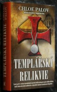 náhled knihy - Templářská relikvie