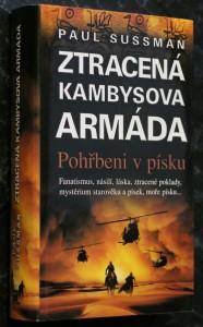 náhled knihy - Ztracená kambysova  armáda : pohřbeni v písku