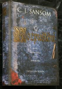 náhled knihy - Rozpuštění : detektivní román z doby Jindřicha VIII.