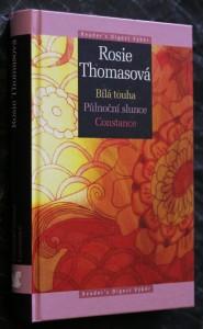 náhled knihy - Bílá touha ; Půlnoční slunce ; Constance