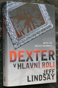 náhled knihy - Dexter v hlavní roli