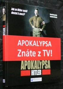 náhled knihy - Apokalypsa : Hitler