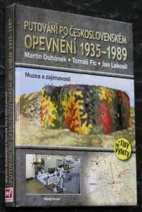 náhled knihy - Putování po československém opevnění 1935-1989 : muzea a zajímavosti