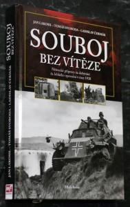 náhled knihy - Souboj bez vítěze : německé přípravy na dobývání čs. lehkého opevnění v roce 1938