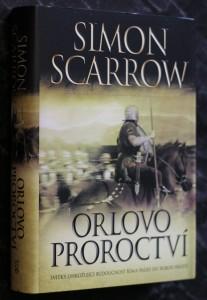 náhled knihy - Orlovo proroctví