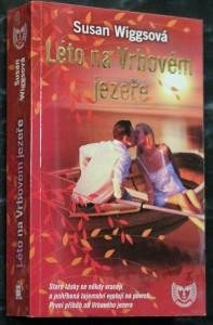 náhled knihy - Léto na Vrbovém jezeře
