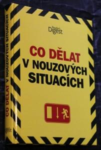 náhled knihy - Co dělat v nouzových situacích