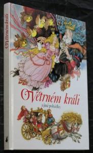 náhled knihy - O Větrném králi a jiné pohádky