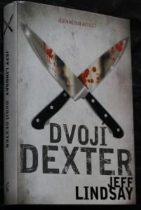 náhled knihy - Dvojí Dexter