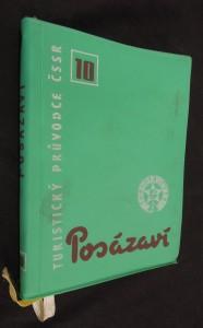 náhled knihy - Turistický průvodce ČSSR : 10. - Posázaví