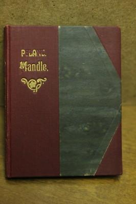 náhled knihy - Mandle